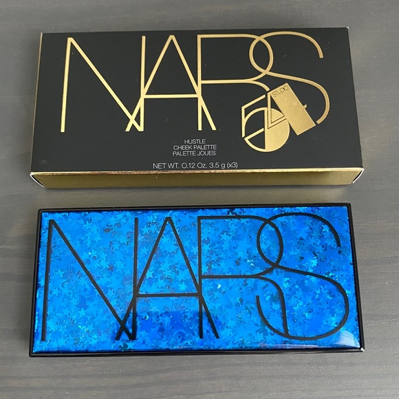 NEW- NARS Studio 54 Hustle Cheek Palette